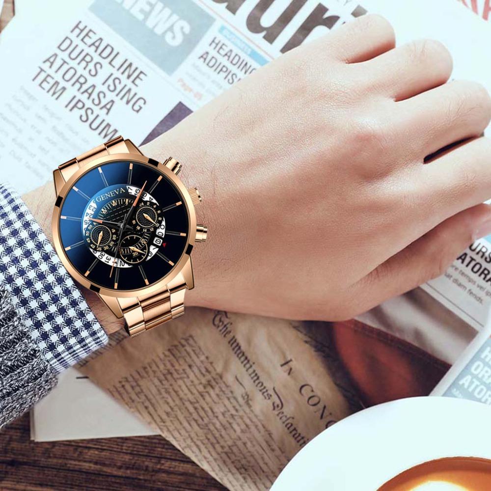 Мужские часы с календарем GAIETY