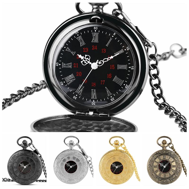 Кварцевые карманные часы для мужчин и женщин YISUYA