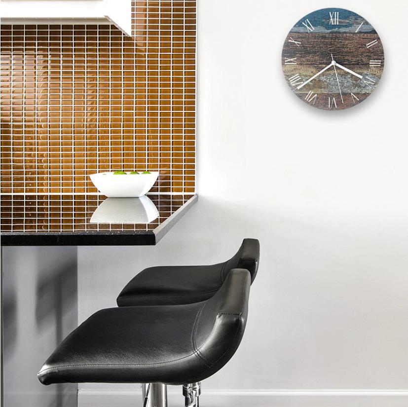 Минималистичные настенные часы Reloj de pared