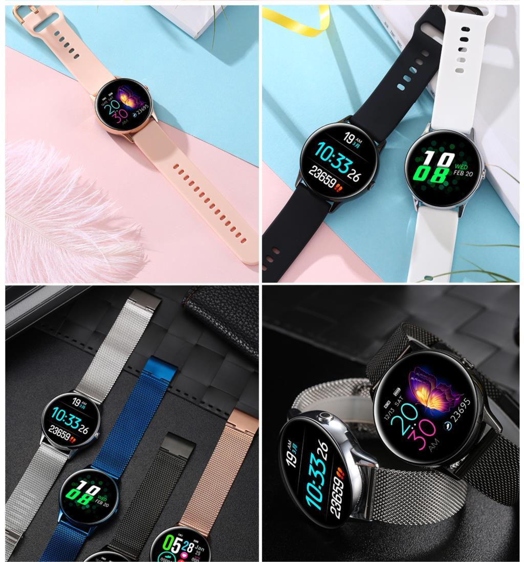DT88 Смарт-часы для мужчин и женщин