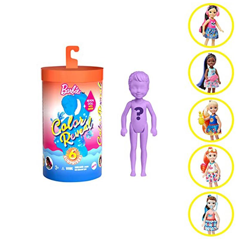 Оригинальные цветные куклы Барби. Кукла Барби, сказочная кукла.