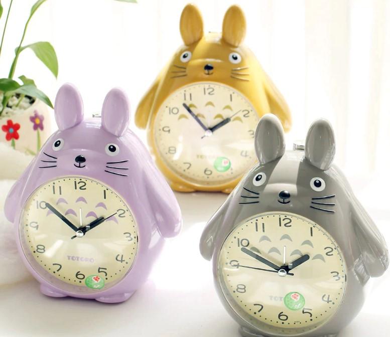 Детский будильник Totoro