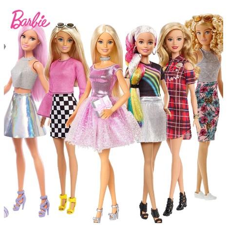 Оригинальная поп-звезда Барби. Barbie
