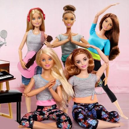 Оригинальные Барби. Йога. Barbie